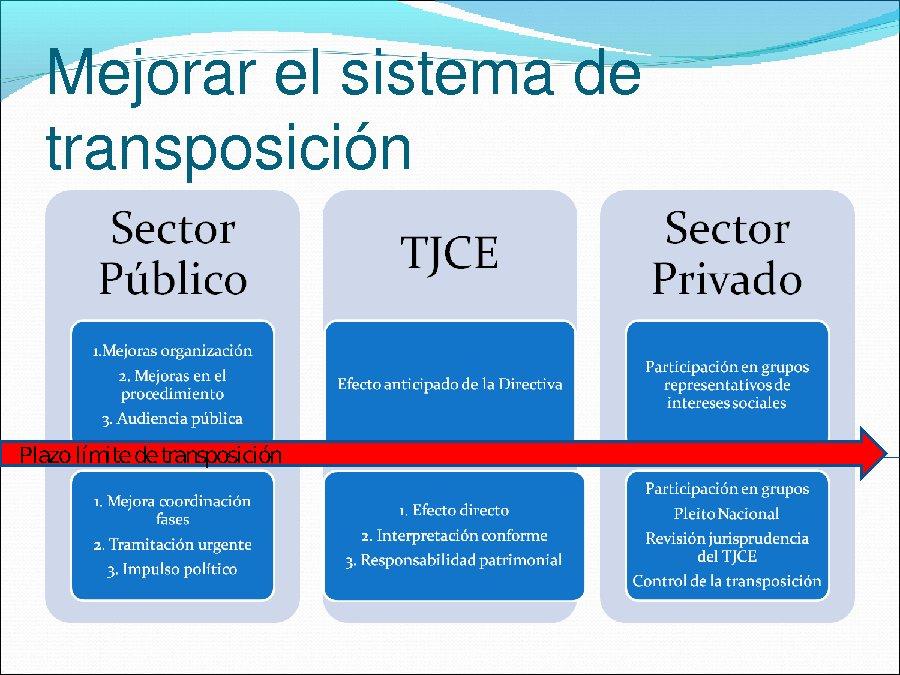 O control comunitario da aplicación da Directiva de Servicios